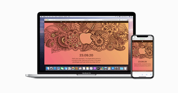 Apple online store will be launched in India on September 23
